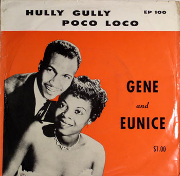 Gene And Eunice - Ep cover 1