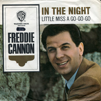 Freddy Cannon - In The Night Sleeve Back